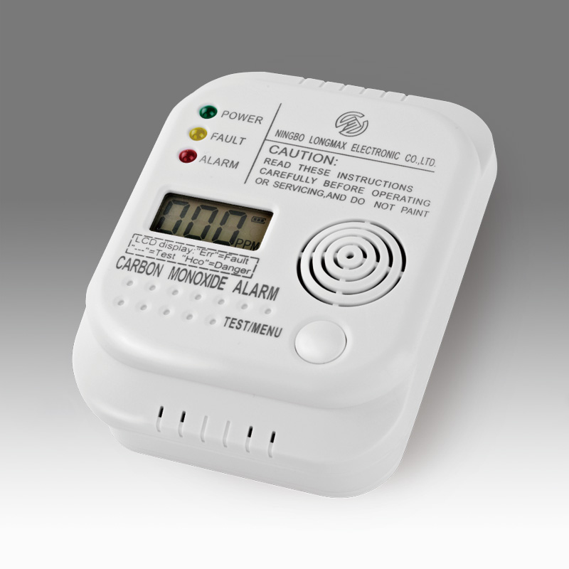 Klassischer Kohlenmonoxid-Alarm LM-201A