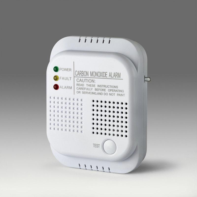 Kohlenmonoxid-Alarm mit 10-jähriger versiegelter Batterie LM-201I
