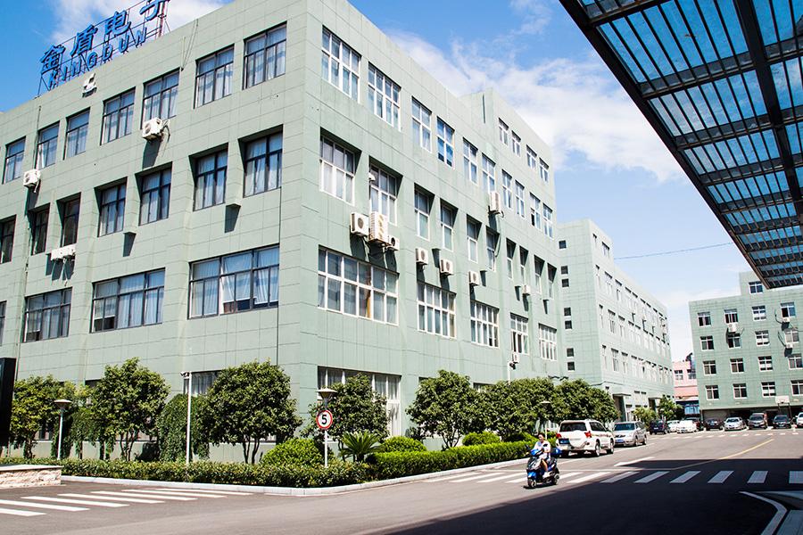 Fabrik zeigt